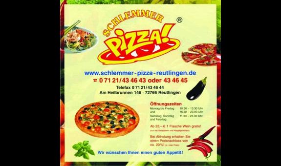 Schlemmer-Pizza