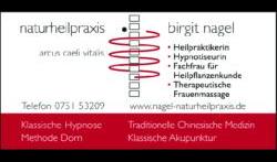 Nagel Birgit - Naturheilpraxis