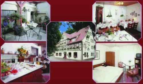 Gästehaus Hotel Hirsch