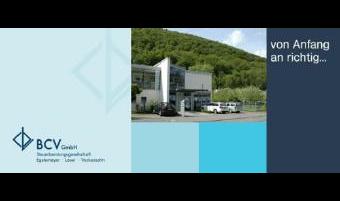 Logo von BCV GmbH Steuerberatungsgesellschaft