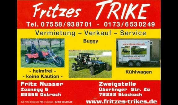 Fritze's Trike's