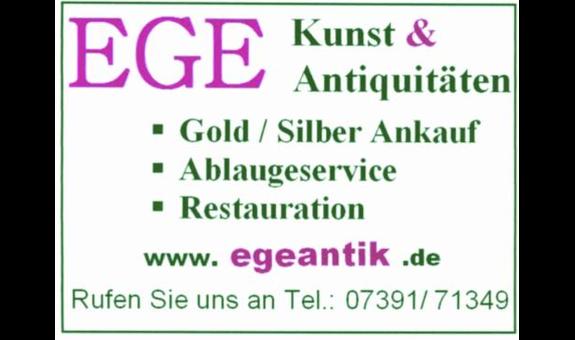 Antiquitäten Hans Ege Antikmöbel