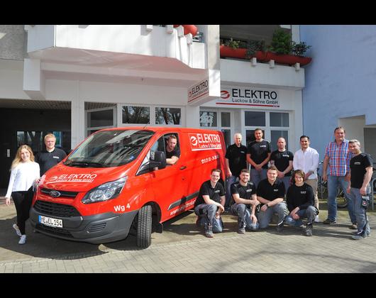 Kundenbild groß 1 Elektro Luckow & Söhne GmbH