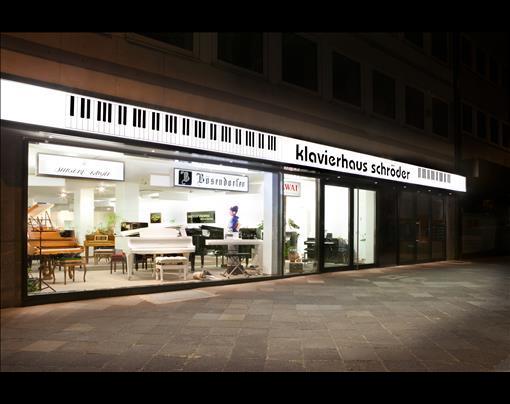 Kundenbild klein 2 Klaviere Düsseldorf Schröder