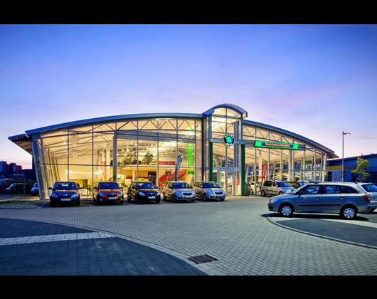 Kundenbild klein 4 Skoda Centrum Düsseldorf