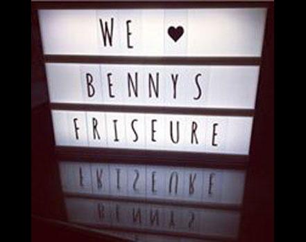 Kundenbild klein 6 Bennys Friseure