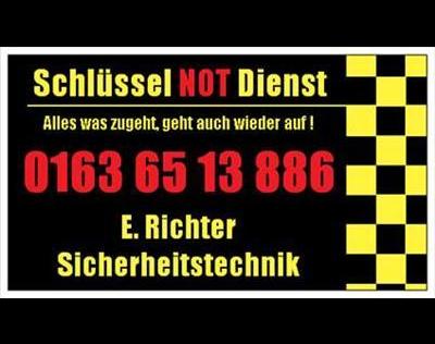 Kundenbild klein 6 Enrico Richter, Sicherheitstechnik, Schlüsseldienst & Detektei