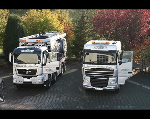 Kundenbild klein 6 Container Kanal Schmitt GmbH