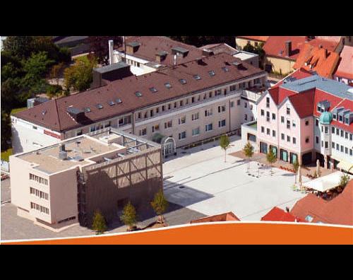 Kundenbild groß 1 Krankenhaus Markt Werneck