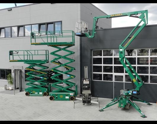 Kundenbild klein 10 Arbeitsbühnen Stabel GmbH