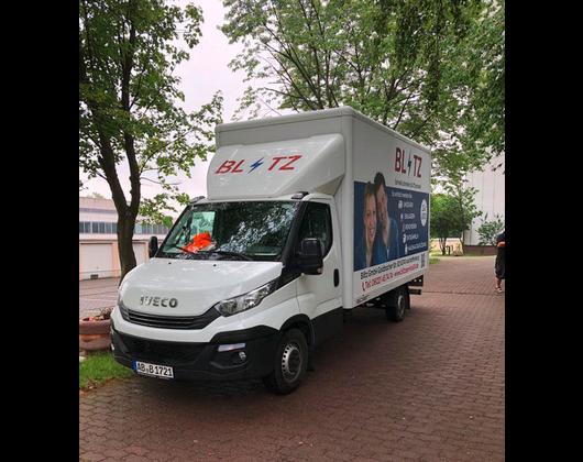 Kundenbild groß 1 Blitz GmbH Entsorgungsbetrieb