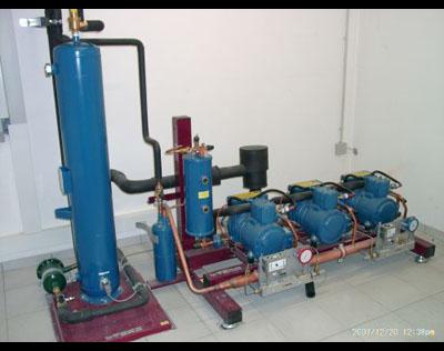 Kundenbild klein 8 Kälte- u. Klimaanlagen Schüssler