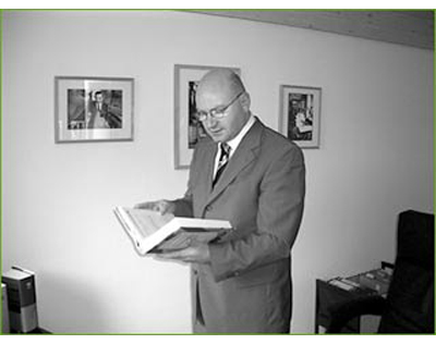 Kundenbild groß 1 Rechtsanwalt Gerhard Meyer