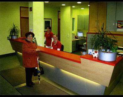 Kundenbild klein 3 praxis klinik werneck