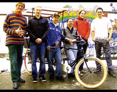 Kundenbild groß 1 Fahrradgeschäft Ride-on-a-Rainbow