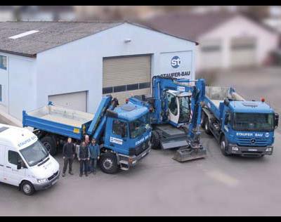 Kundenbild klein 3 Staufer-Bau GmbH