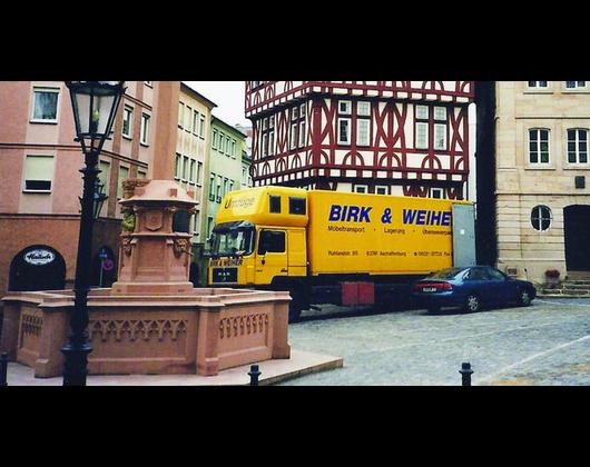 Kundenbild klein 2 Birk & Weiher GmbH & Co. Möbeltransporte