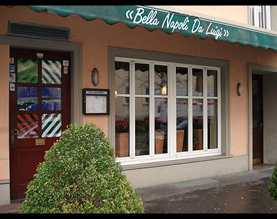 Kundenbild klein 1 Bella Napoli Da Luigi Pizza Inh. Tonino Marsico