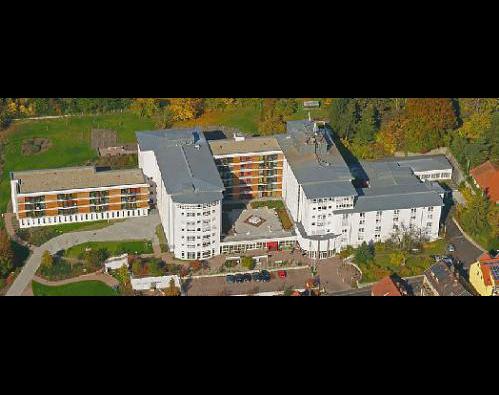 Kundenbild groß 1 Kreisalten- und Pflegeheim Werneck