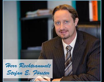 Kundenbild groß 1 Förster & Blob Rechtsanwälte