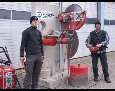 Kundenbild klein 6 Staufer-Bau GmbH