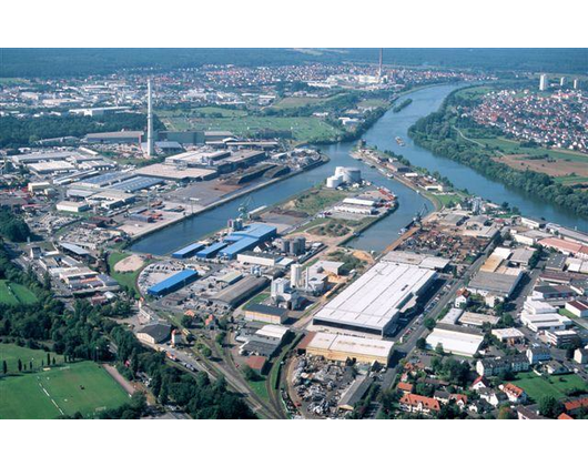 Kundenbild klein 5 Bayernhafen GmbH & Co. KG