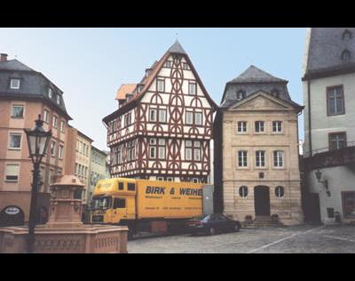 Kundenbild groß 1 Birk & Weiher GmbH & Co. Möbeltransporte