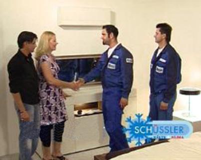 Kundenbild klein 3 Kälte- u. Klimaanlagen Schüssler