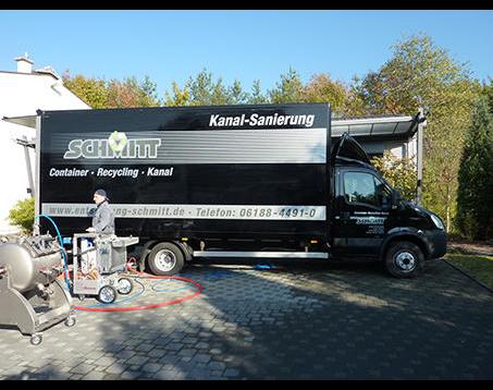 Kundenbild klein 7 Container Kanal Schmitt GmbH