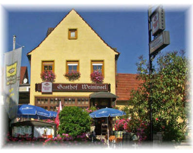 Kundenbild groß 1 Weininsel Gasthof