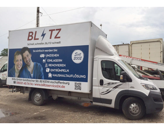 Kundenbild klein 10 Blitz GmbH Entsorgungsbetrieb
