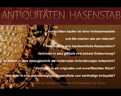 Kundenbild klein 9 Antiquitäten-Hasenstab Rigobert Antiquitäten
