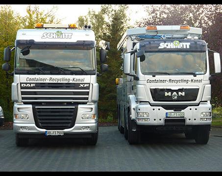 Kundenbild klein 5 Container Kanal Schmitt GmbH