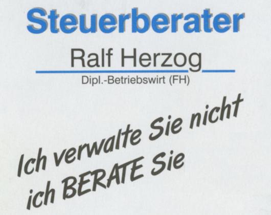 Kundenbild klein 1 Herzog Ralf Dipl.-Betriebswirt (FH)