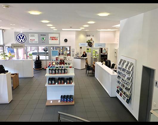 Kundenbild klein 6 Autohaus Vollmer GmbH