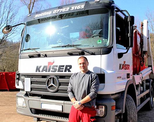 Kundenbild klein 2 KAISER Containerservice