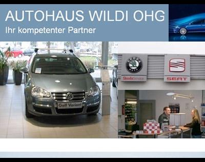 Kundenbild klein 1 Wildi OHG