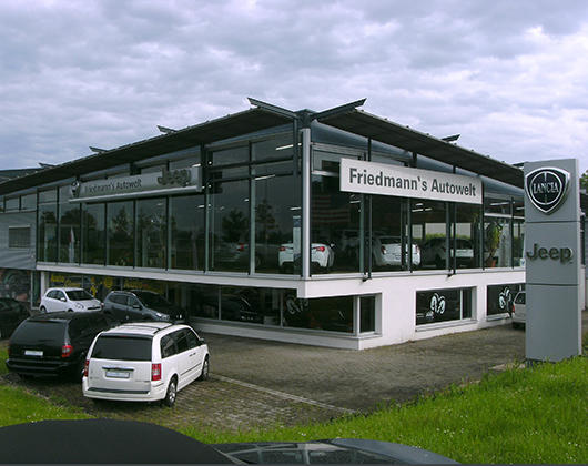 Kundenbild klein 7 Friedmann`s Autowelt GmbH