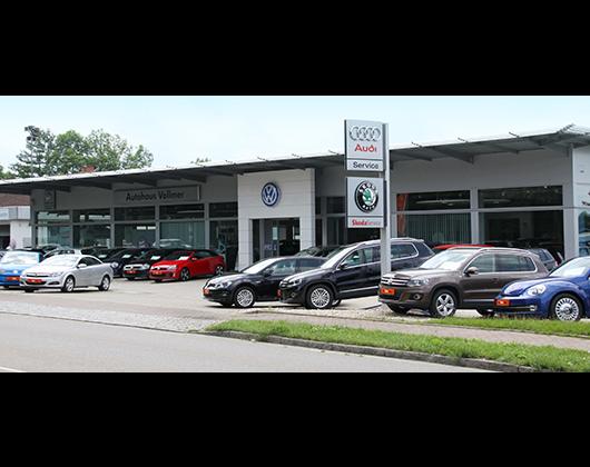 Kundenbild klein 1 Autohaus Vollmer GmbH