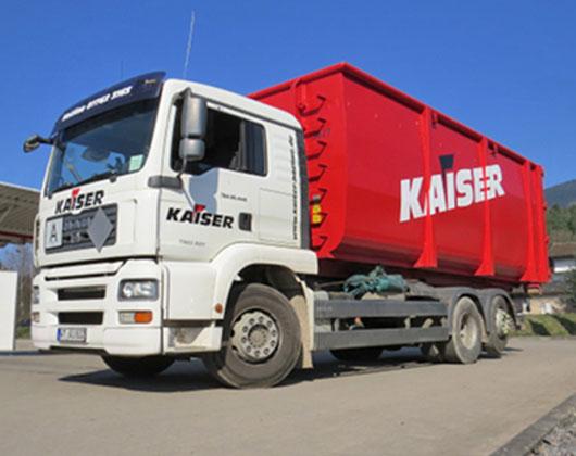 Kundenbild klein 7 KAISER Containerservice