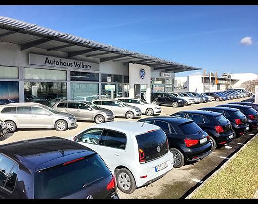 Kundenbild klein 10 Autohaus Vollmer GmbH