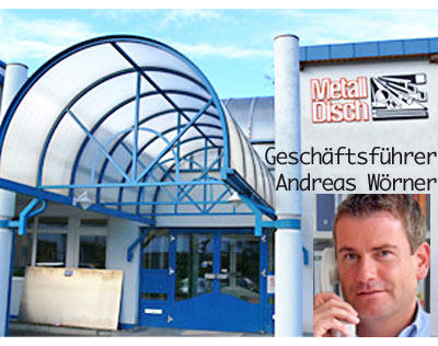 Kundenbild groß 1 Metall-Disch GmbH & Co.KG