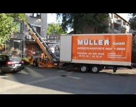 Kundenbild groß 1 Umzüge Müller GmbH