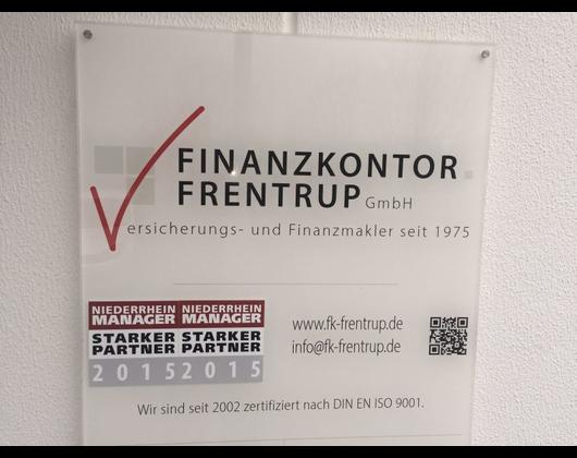 Kundenbild klein 6 Finanzkontor Frentrup GmbH