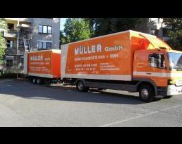 Kundenbild klein 2 Umzüge Müller GmbH