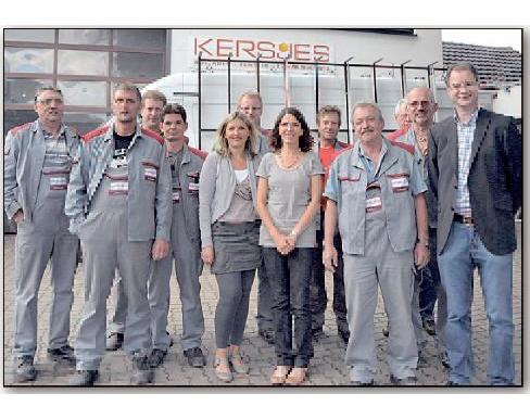 Kundenbild klein 2 Kersjes GmbH & Co. KG