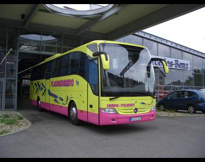 Kundenbild klein 2 Omnibus Flachsenberg