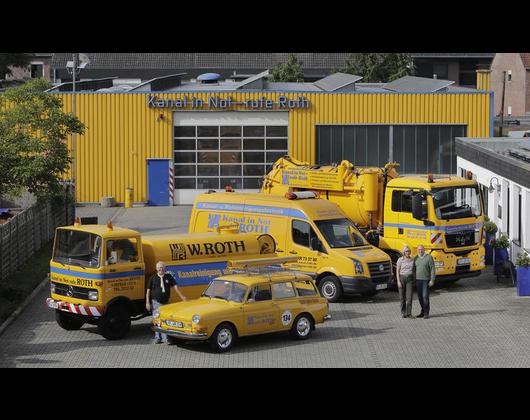 Kundenbild klein 2 Rohrreinigung W. Roth GmbH