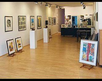 Kundenbild groß 1 Kunsthandlung Steinbach, Inh. B. Liebsch