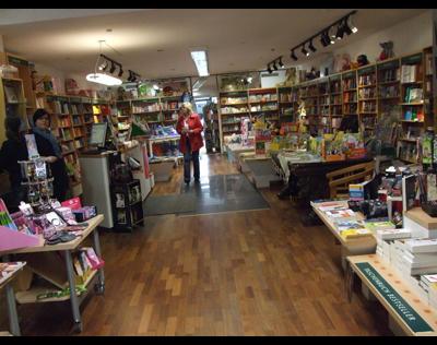Kundenbild groß 1 Buchhandel Lesestoff